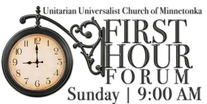 first hour FORUM logo